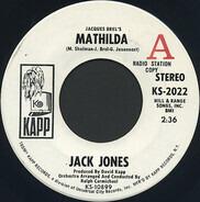 Jack Jones - Jacques Brel's Mathilda