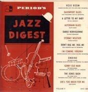Jack Teagarden & his Orchestra, Django Reinhardt, Charlie Mingus a.o. - Period's Jazz Digest