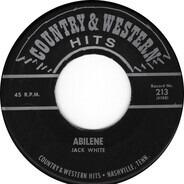 Jack White - Abilene / Don't Let The Stars Get In Your Eyes