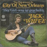 """Jack White - Der Zug, Genannt Die """"City Of New Orleans"""""""