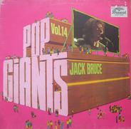 Jack Bruce - Pop Giants, Vol. 14
