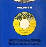 Jackie Lee Cochran, Roy Hall, Johnny Carroll,.. - Rare Rockabilly Volume II