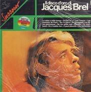 Jacques Brel - Il Disco D'Oro