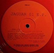 Jaguar - Jaguar 01 E.P.