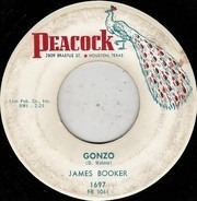 James Booker - Gonzo / Cool Turkey