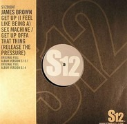 James Brown - Get Up (I Feel Like Being A) Sex Machine / Get Up Offa That Thing (Release The Pressure)