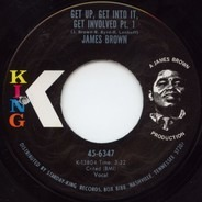 James Brown - Get Up, Get Into It, Get Involved