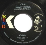 James Brown - I Cried