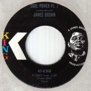 James Brown - Soul Power