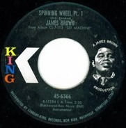 James Brown - Spinning Wheel