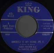 James Brown & The Famous Flames - America Is My Home