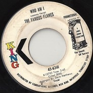 James Brown & The Famous Flames - Who Am I / Nobody Knows But My Baby And Me