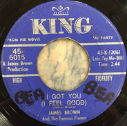 James Brown & The Famous Flames - I Got You (I Feel Good) / I Can't Help It (I Just Do-Do-Do)