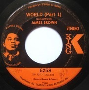 James Brown - World (Part 1 & 2)