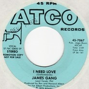James Gang - I Need Love