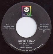 James Gang - Midnight Man / White Man - Black Man