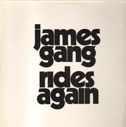 James Gang - Rides Again