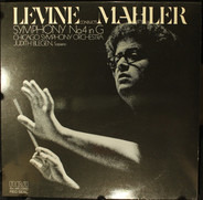 James Levine Conducts Gustav Mahler - The Chicago Symphony Orchestra , Judith Blegen - Symphony No.4 In G