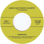 James Matthews Quartet - Ironstein / In It