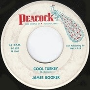 James Booker - Cool Turkey / Gonzo