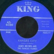 James Brown & The Famous Flames - Kansas City / Stone Fox