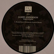 Jamie Anderson - TIME IS NOW