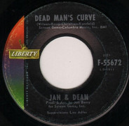 Jan & Dean - Dead Man's Curve / The New Girl In School