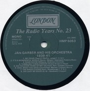 Jan Garber And His Orchestra - 1939-1941