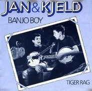 Jan & Kjeld - Banjo Boy / Heartaches By The Number