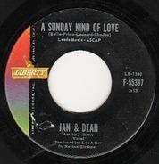 Jan & Dean - A Sunday Kind Of Love