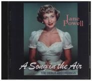 Jane Powell - A Song in the Air