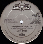 Janet Dailey And Senses - If You Can Count