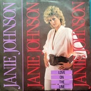 Janie Johnson - Love On The Line