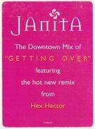 Janita - Getting Over