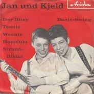 Jan & Kjeld - Itsy Bitsy Teenie Weenie Honolulu Strand-Bikini