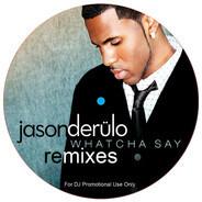 Jason Derulo / Imogen Heap - Whatcha Say (Remixes) / Hide And Seek