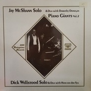 Jay McShann - Piano Giants Vol. 2