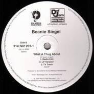 Jay-Z / Beanie Sigel - Jigga My Nigga / What A Thug About