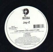 Jay-Z - I Just Wanna Love U (Give It To Me) / Parking Lot Pimpin'