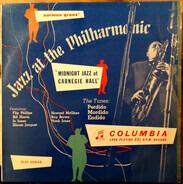 J.A.T.P. feat. Flip Phillips / Jo Jones / Howard McGhee / a.o. - Midnight Jazz At The Carnegie Hall