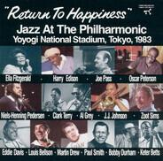 "Jazz At The Philharmonic - ""Return To Happiness"" Yoyogi National Stadium, Tokyo, 1983"