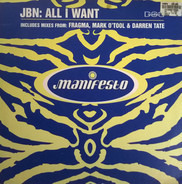 Jbn - All I Want