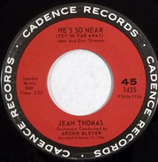 Jean Thomas - He's So Near (Yet So Far Away) / Seven Roses (To Pledge My Love To You)