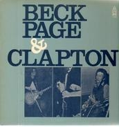 Jeff Beck , Jimmy Page , Eric Clapton - Beck, Page & Clapton