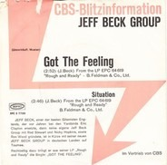 Jeff Beck Group - Got The Feeling