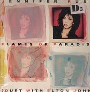 Jennifer Rush With Elton John - Flames Of Paradise