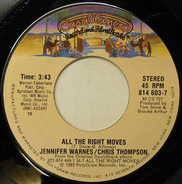 Jennifer Warnes / Chris Thompson - All The Right Moves