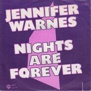 Jennifer Warnes - Nights Are Forever