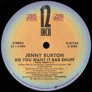 Jenny Burton - Do You Want It Bad Enuff