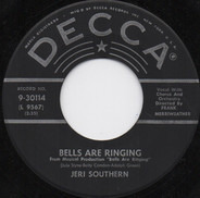 Jeri Southern - Bells Are Ringing / Just In Time